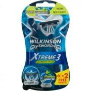 Wilkinson Sword Xtreme 3 Ultimate Plus aparate de ras de unica folosinta 8 buc. 8 buc