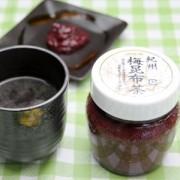 紀州梅昆布茶 200g×4本