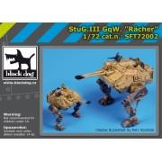 "Black Dog - Stug III Gqw ""Racher"" 1:72"