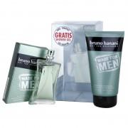 Bruno Banani Made For Men Мъжки Комплект - EdT 50 ml + душ гел 150 ml