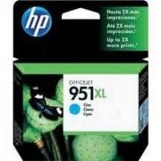 Tinta HP 951XL, cyan, CN046AE