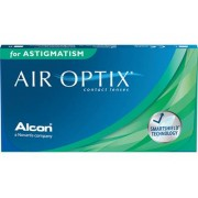 AIR OPTIX for ASTIGMATISM 6-pack: -3.75, -1.25, 90