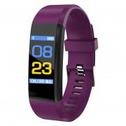 115 Plus pulsera inteligente reloj inteligente rastreador de ritmo cardíaco Monitor banda rastreado