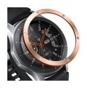 Ringke Bezel Styling Galaxy Watch 46MM Randbeschermer RVS Roze Goud