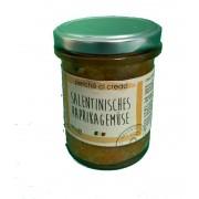 Perché di credo di De Lorenzo Enrico & C.s.a.s. Condimento peperonata salentina 6/KT