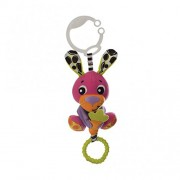 Playgro Peek-A-Boo Wiggling Baby Toy, Bunny