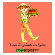 Ceai din plante ecologice pentru digestie Ecodigest 150g