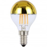 GLOBO 10505 | E14 4W -> 35W Globo mala kugla P45 LED izvori svetlosti filament 380lm 2700K