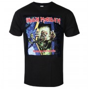 tricou stil metal bărbați Iron Maiden - No Prayer For The Dying - ROCK OFF - IMTEE85MB