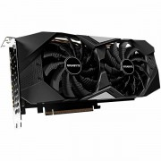 GIGABYTE Video Card NVidia GeForce RTX 2060 SUPER WINFORCE OC GDDR6 8GB/256bit, /14000MHz, PCI-E 3.0 x16, HDMI, 3xDP, WINDFORCE 2X Cooler Double Slot, Backplate, Retail GV-N206SWF2OC-8GD