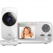 Elektronički dojavljivač za bebe sa kamerom Digitalni Motorola MBP 482 2.4 GHz