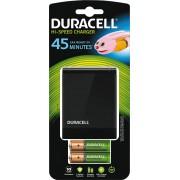 Duracell AA och AAA, Batteriladdare Duracell, ladda på 15 minuter