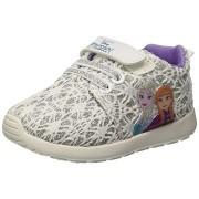 Adidasi Disney Frozen dantela alb