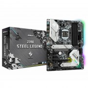 MB, ASRock Z390 Steel Legend /Intel Z390/ DDR4/ LGA1151