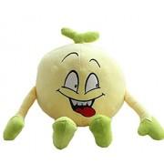 Cute Funny Face Soybeans Doll Peas Pillow Car Decoration Creative Plush Toys