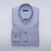 Tailor Store Skjorta i blå fransk oxford