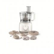 Robot de bucatarie HR7627/00, 650 W, alb
