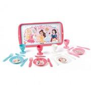 Set accesorii bucatarie cu tavita Smoby, Disney Princess