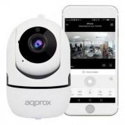 IP-kamera ca. APPIP360HDPRO 1080 px Vit