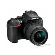 Aparat foto Nikon D5600 kit (obiectiv AF-P 18-55mm VR), 3 ani garantie la body