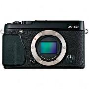Fujifilm Híbrido Fujifilm X-E2 Sin objetivo Negro