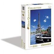 Clementoni Paris Puzzle (500 Piece)