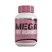 Supliment Alimentar Mega Fat Burner 90 tablete Bio Tech USA