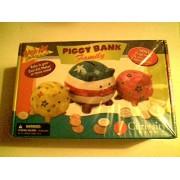 Curiosity Kits - Piggy Bank Family (Three Piggy Banks)