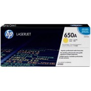 HP CE272A no.650a Yellow toner