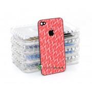 iPhone 4 Bakstycke Braided (Röd)
