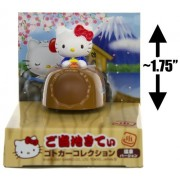 Hello Kitty - Everyone! It's Hot Spring ~1.75 Mini-Car - Hello Kitty Hot Spring Series #01