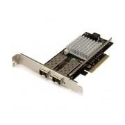 StarTech.com Tarjeta PCI Express de Red de Fibra de 10Gbit/s con 2 Puertos SFP+ Abiertos ― ¡Compra y participa para ganar una base portátil para Laptop con un valor mayor a $450!