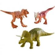 Set 3 figurine Jurassic World Mini Dinozauri