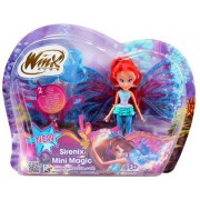 WINX LUTKA MINI MAGIC SIRENIX BLOOM