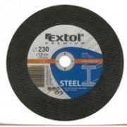 Extol Premium vágókorong acélhoz 230×1,9×22,2mm (8808119)