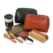 LA CORDONNERIE ANGLAISE Trousse A Cirage CLIPPER SET LCA