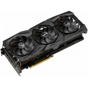Видеокарта ASUS ROG Strix GeForce GTX 1660 Ti 1500Mhz PCI-E 3.0 6144Mb 12002Mhz 192 bit 2xDP 2xHDMI ROG-STRIX-GTX1660TI-6G-GAMING