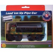 Lionel Load em Up PIPE CAR from Battery Powered Train System