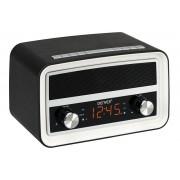 Radio alarm DENVER CRB-619, Crni