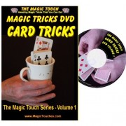 MAGIC CARD TRICKS - Amazing Card Tricks DVD Volume 1 - With Full Demonstration and Explanation of Basic Skills to Enable You to Perform Many Stunning Magical Effects with Sleight of Hand Tricks Self Working Tricks and Mind Reading Card Tricks