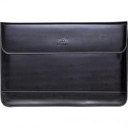 "Geanta Piele Elegant Series Macbook Air 11/12"" Negru LENTION"