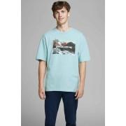 Originals By Jack & Jones T-shirt - Blauw