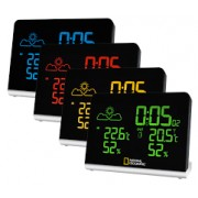 National Geographic weerstation multi colour