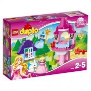 Lego Duplo Princess Sleeping Beauty's Fairy Tale, Multi Color