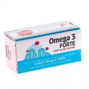 Omega 3 Forte 28cps Bioland