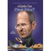 Quien Fue Steve Jobs? = Who Was Steve Jobs?, Paperback