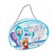 Gentuta cu accesorii pentru frumusete Smoby, Frozen