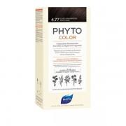 Ales Groupe Italia Spa Phyto Phytocolor Tinta Colorazione Capelli 4.77 Castano Marrone Intenso