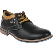 Yellow Tree Good Quality Casual Shoes Designer Black Shoes For Mens Boys ( 97074 )
