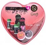 Kit Sensual 4 Completo Garji